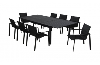 Table de jardin 6 places