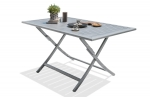 Ensemble table pliante + 6 chaises