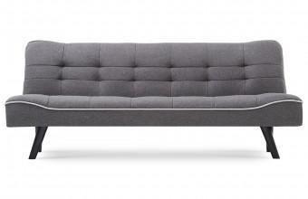 Canapé lit design scandinave gris