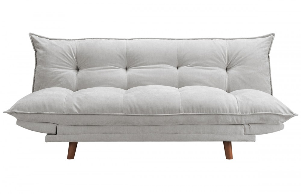canap convertible design scandinave gris pi ce vivre. Black Bedroom Furniture Sets. Home Design Ideas