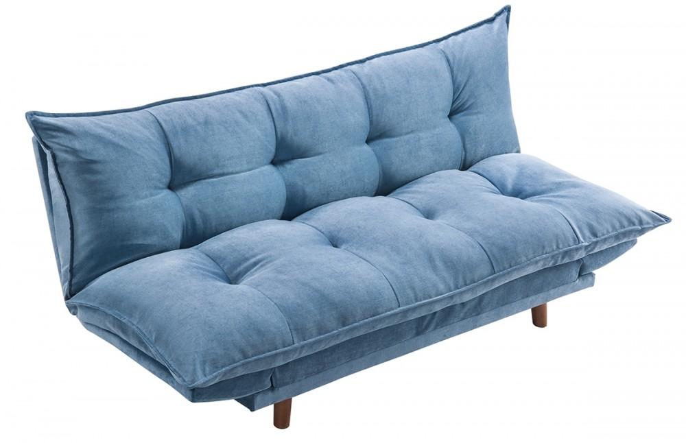clic clac confortable design scandinave bleu pi ce vivre. Black Bedroom Furniture Sets. Home Design Ideas