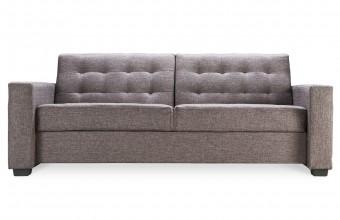 Canapé lit contemporain gris foncé