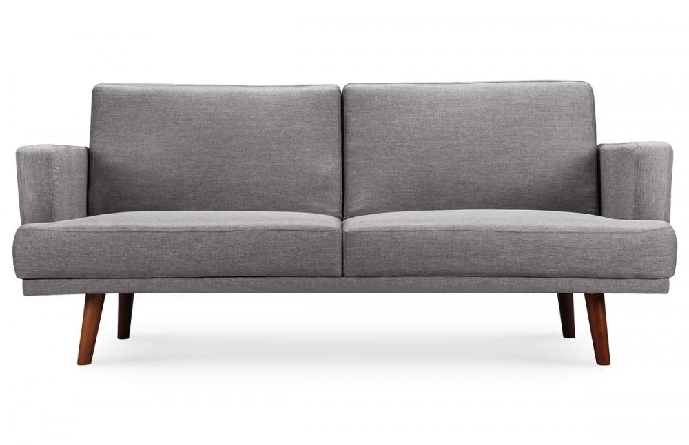 canap convertible scandinave gris pi ce vivre. Black Bedroom Furniture Sets. Home Design Ideas