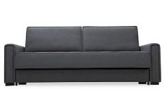 Canapé convertible noir design  icare