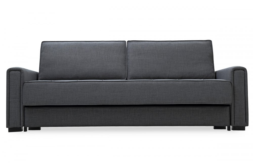 canap convertible noir design scandinave icare pi ce vivre. Black Bedroom Furniture Sets. Home Design Ideas