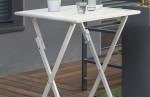 Table haute de bar GRIS