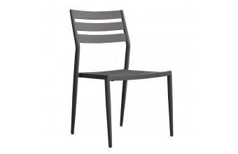 Chaise de jardin en aluminium, Gabin