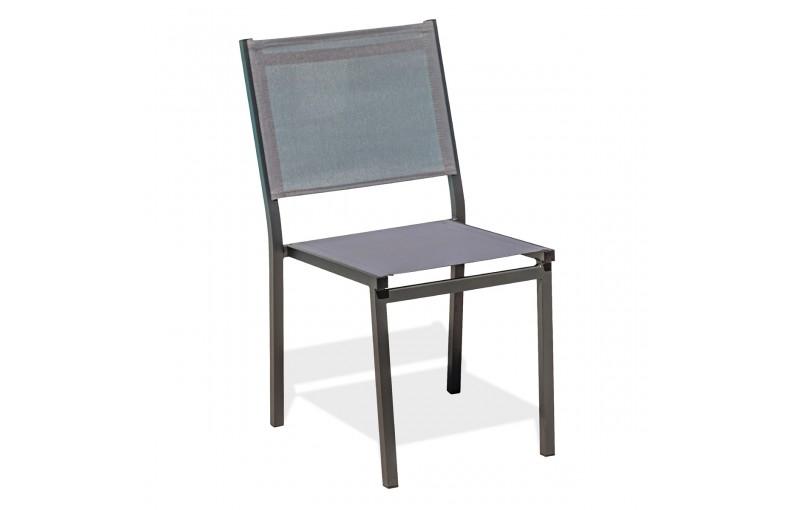 Chaise repas de jardin TOLEDE