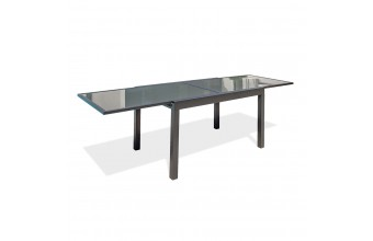 Table de jardin en aluminium 6/8 personnes, Tolede