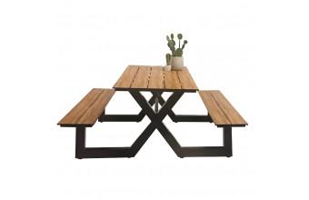 Table repas de jardin VANCOUVER