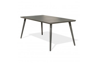 Table de jardin en aluminium, Madelia