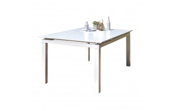 Table de jardin en aluminium 10-12 places, Mykonos